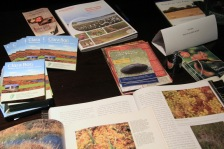 interesting information on bogs and conservation, and art and ecology books on our Information Table